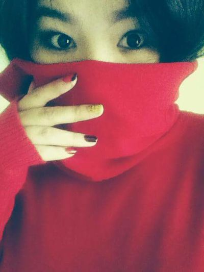 Eye Ninja Style Young Girl Follow Me I'll Follow Back