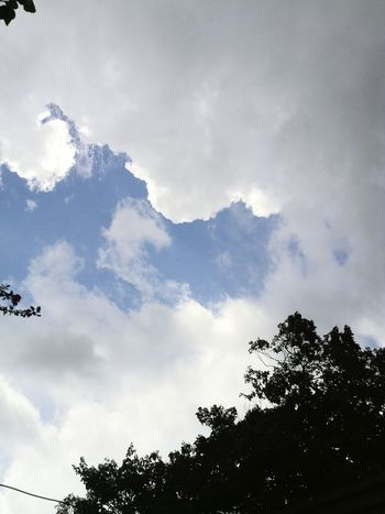 Taking Photos Check This Out Nubes Nubes #clouds Nubes Y Cielo