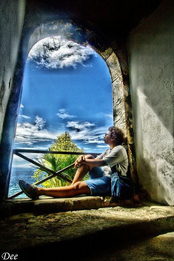 I see skies of blue.. EyeEm Indonesia Indonesia_photography Hdr_Collection Hdrphotography Indonesia_allshots Indonesiagram