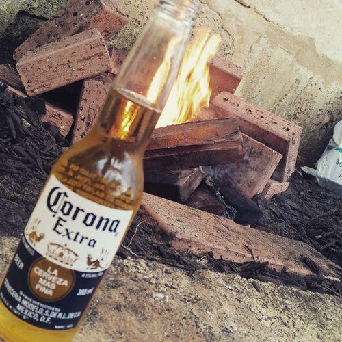 Firepit Corona Relaxing