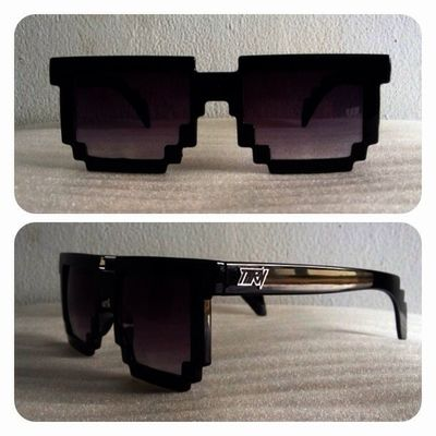 8bit black shades new , 140K disc 15% for online order. 08990125182 / 237EDE37 . Grabfast! Throne39 Eyeglasses