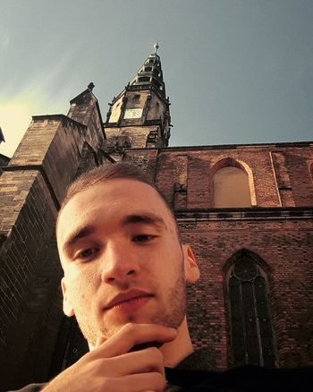 Me Poland Świdnica Photooftheday Bestoftheday Amazing Beuatiful Photo Nice Best  Art Church Cathedral Awesome 2016 Man Sky Life Style Cool Happy Summer Selfie ✌ Showcase June Fine Art Photography