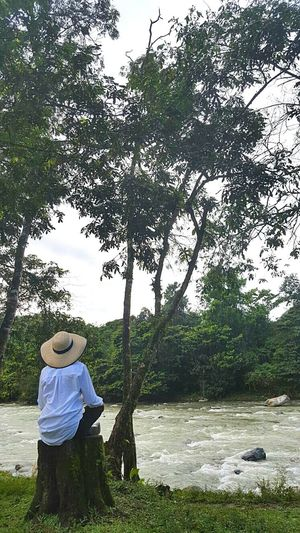 Asian Style Conical Hat Nature Tree Water Women Jarabacoa Republicadominicana Naturelife Naturelive Trees And Water Relaxing Moments Relaxing View Free Spirit Freemindopenspirit