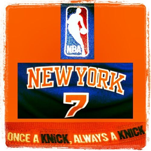 Congratulations to the one and only New York Knicks on tonight's win versus the Phoenix Suns with 99 to 97. J.R. Smith you truly are an amazing player for getting that shot off with ONE second on the game clock. You did it against Charlotte earlier this month for the win and you did it again tonight!!! NY Knicks Nation baby... Stand the FCUK up and represent!!! NYC NewYorksONLYteam Knickerbockers Knicksfanforlifewinorlose Knicksfanforlife KnickNation MYKnicksjersey WINNERS