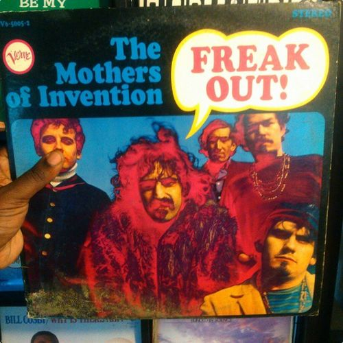 The Mothers of Invention Freak Out Youaintgotnobeats Stuffifindcleaning