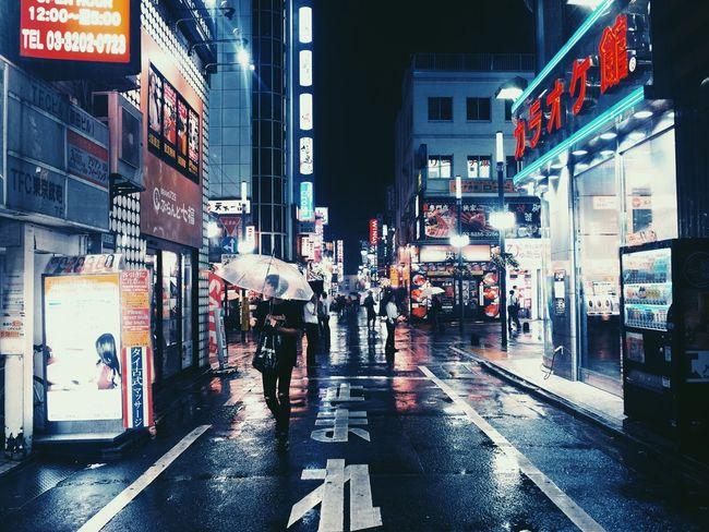 歌舞伎町一番街 Ricoh Gr Ricoh Ricohgr Japan Tokyo Tokyo,Japan Shinjuku Kabukicho City Street
