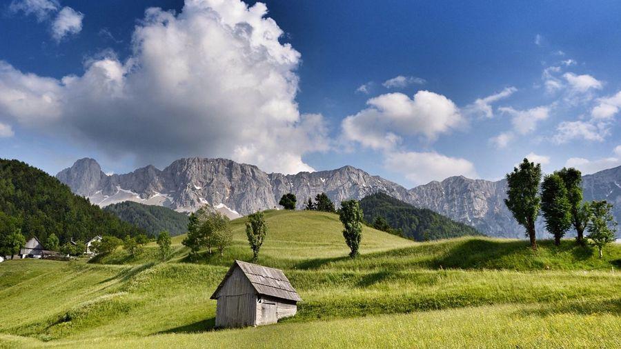 Koschuta Alps Austria