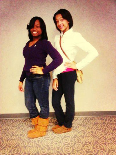 Ja'Lynn and I
