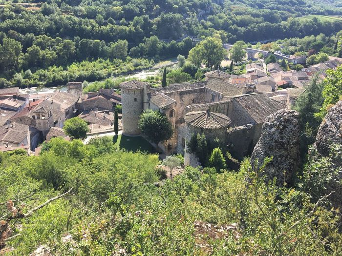 Architecture History No People Nature Outdoors Beauty In Nature Ancient Civilization Water Ardeche