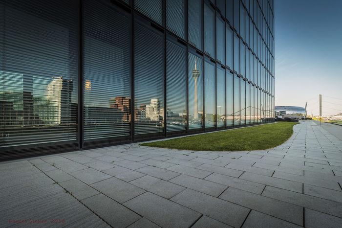 Architecture City City Life Düsseldorf Düsseldorf, Medienhafen Medienhafen MedienHafen... Modern No People Outdoors