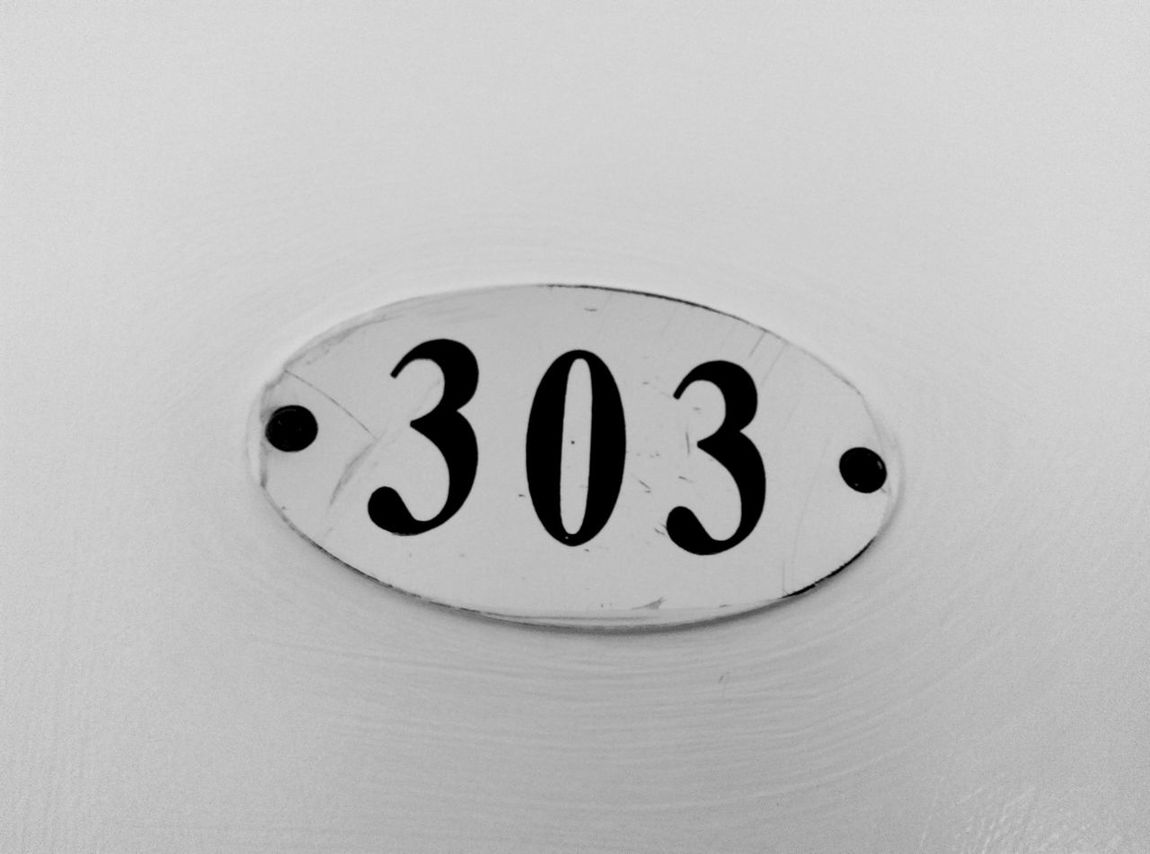 303 Acid Cyprus Holiday Number Palindrome Roland Room Number....