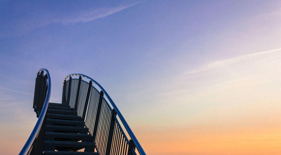 Angerpark Art Brigde Duisburg Germany Magic Mountain Most Extreme Staircases Sculpture Sky Structure Sunset Tiger And Turtle Tigerandturtle Fresh on Market April 2016 Here is the video for the picture: https://youtu.be/22W1WcP-DVk The Architect - 2017 EyeEm Awards The Graphic City