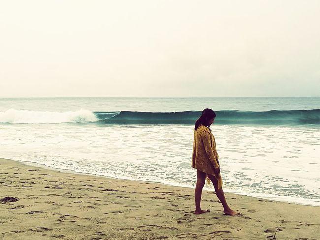 Beach Sea Sand Vacations Summer Chilling ✌ Ixtapa Beach Waves, Ocean, Nature