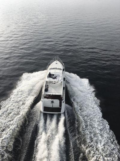 Boat, Bay in