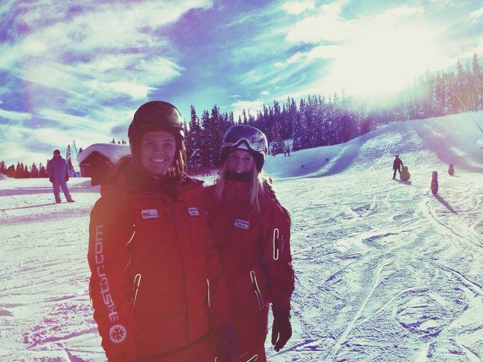 Sweden Skiing WorkLove