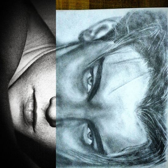 Progress...hair. Leonardodicaprio  Leonardo ? Drawing sketch portrait shading Art artist artistic graphite pencil Painting art_empire artist_features art_spotlight arts_help worldofpencils titanic jack rose favourite Actor