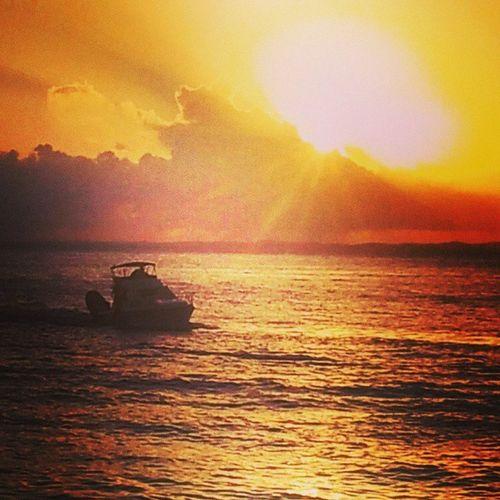 Salvador Bahia Portodabarra Pordosol Beach Sunset Aptdeivetevista Verão BY marlo melo