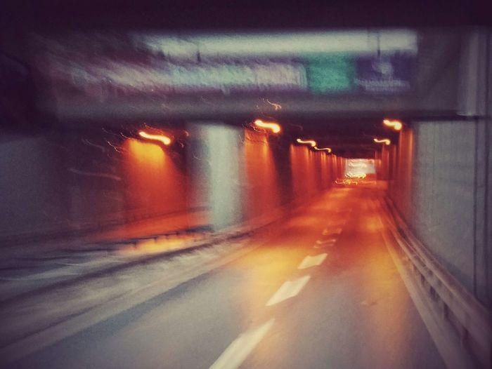 City Bridge Istanbul City Light Road Color Portrait Trip Traveling Vintage Bus Trip