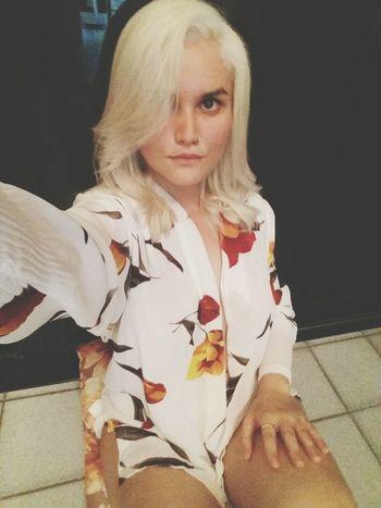 Blondaa modafocka!! 💜♈