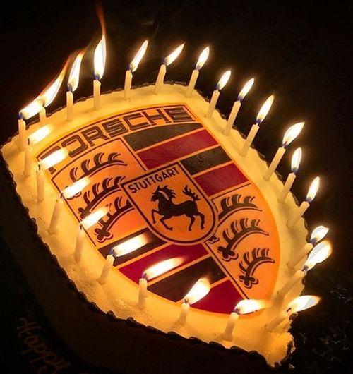 HappyBirthdayToMe MyBirthday Mybirthdaycake Porsche Cake Porschecake 🎂😁❗️