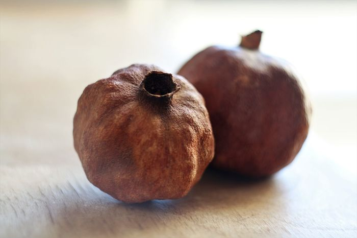 Pomegranates  Dry Fruits Dry Pomegranete Food Fruit Healthy Eating Indoors  No People Nut - Food Still Life