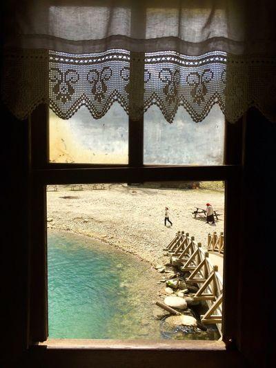 Windowview Nice Day Erfelek Old House Sinop