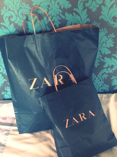 Really should not have Shopping Zara