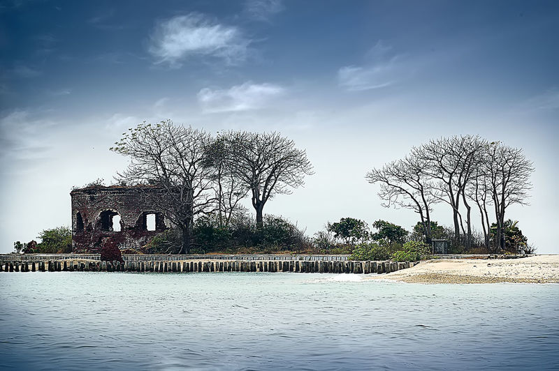 Kelor Island Architecture Cloud - Sky Day History Kelor Kelor Island Kelorisland Outdoors Sky Water Waterfront