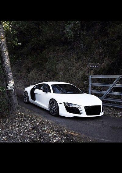 Audi r8 ♡♡♡♥♥♥ Audi R8