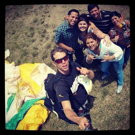 Un día como hoy 30/03 :) Love Friends Paragliding