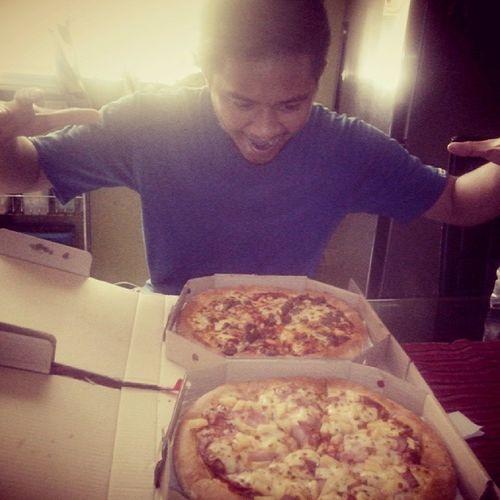 Lafang tayis... Pizzahut Foodtrip ..
