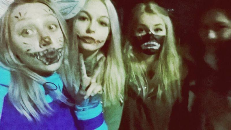 Halloween Horrors †
