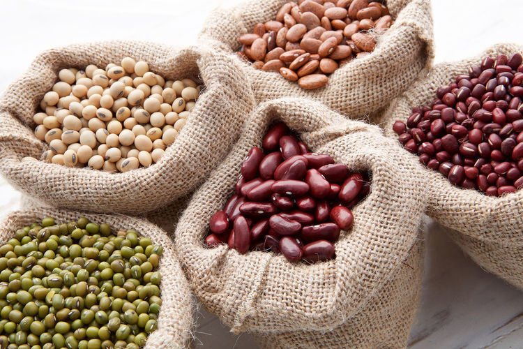 Abundance Bag Bean Burlap Close-up Food Food And Drink Freshness Healthy Eating Heap Indoors  Large Group Of Objects Legume Family No People Organic Plant Raw Food Sack Seed Vegetable Vegetarian Food Wellbeing