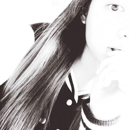 Black & White Selfportrait