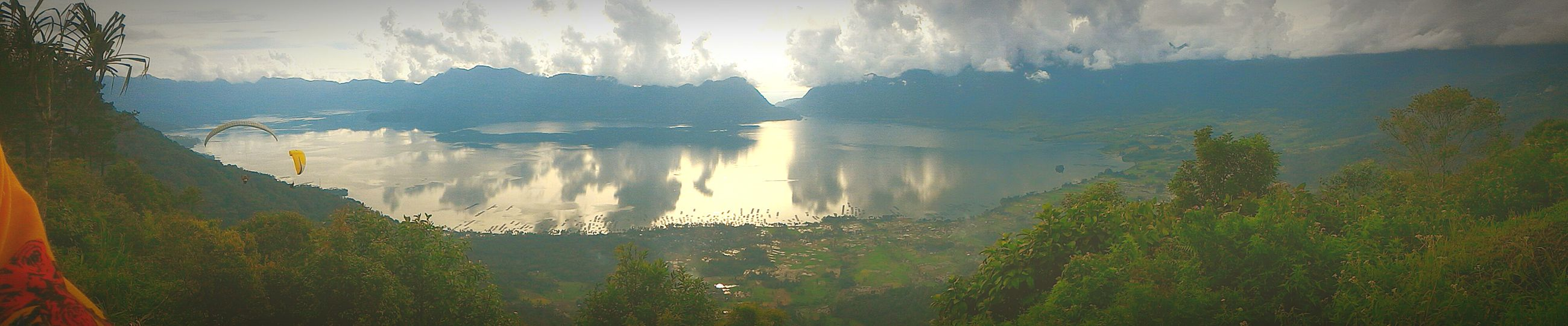 Maninjau lake,west sumatra
