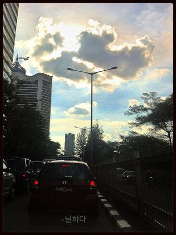 It's a hot day..... Clouds And Sky Jakarta Skyporn