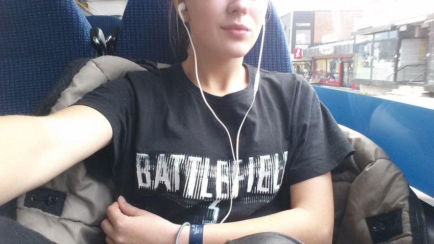 Gamergirl That's Me Battlefield 3 Girls