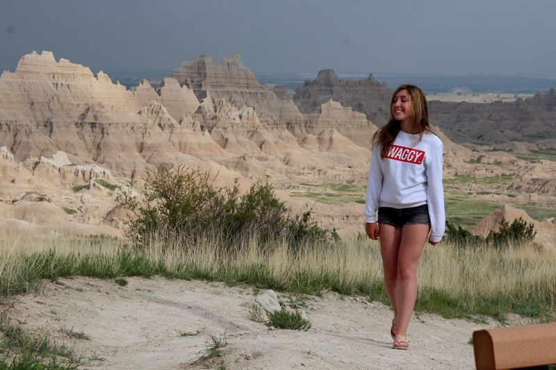 Badlands National Park Southdakota Paradise Goodmoments Memories Lastsunday Happy Hastag  Followme