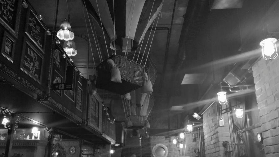Steampunk Saloon EyeEmNewHere Lifestyles City People
