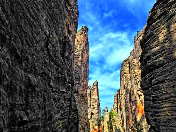 Ancient Architecture Close-up Day Growth Low Angle View Mountaineering Landscape Nature No People Outdoors Rocks Sky