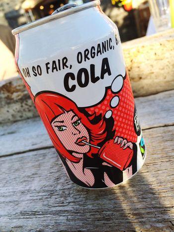 Soda Drinking Canette Bio