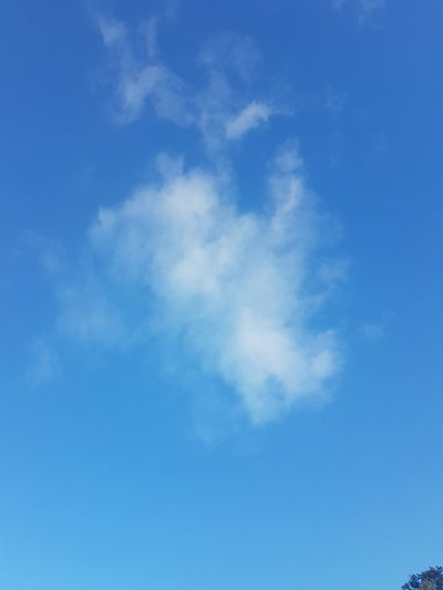 Blue Sky Cloud - Sky Backgrounds Nature Sky Only No People Day Outdoors