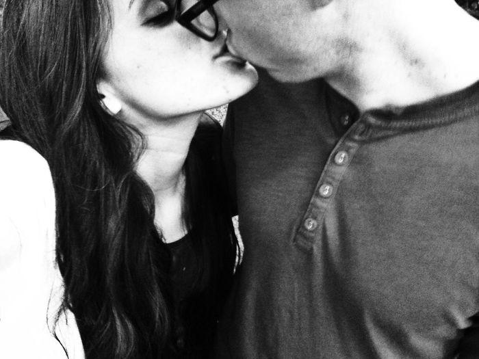 ..the kiss