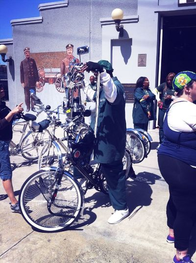 Cycling Ride Or Die CicLAVia Bicycle Mods