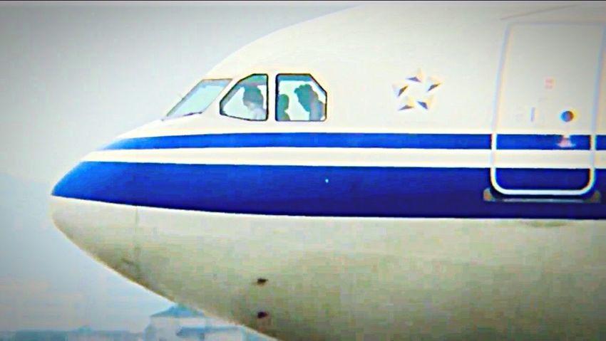 43 Golden Moments air china @tsa
