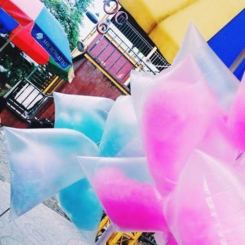 Pastel Power Hi! Cottoncandy Torquoise Babypink Beachumbrellas Coloursplash Colorphotography Taking Photos Intresting PhonePhotography Photooftheday Eye4photography  EyeEm Best Shots Eyeem Philippines
