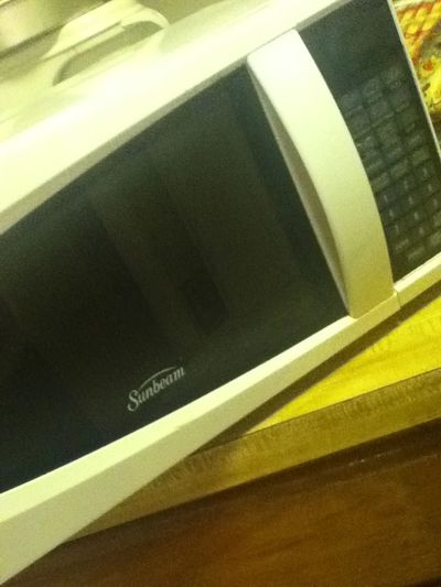 I Got A New Microwave...yay?