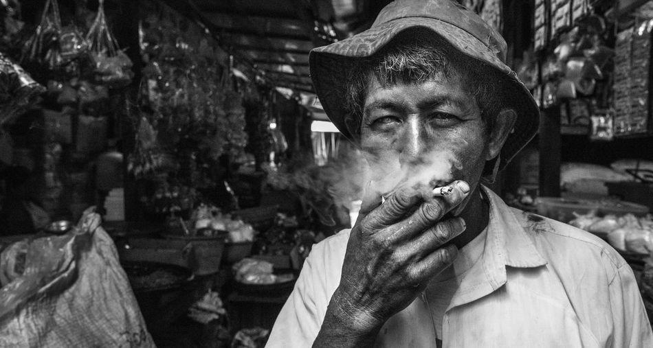 smoking - activity