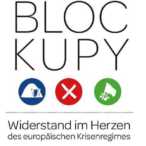 Wir sehn uns auf der Straße! Blockupy Demonstration Frankfurt 3tagenoch ffm frankfurtammain wirzahlennichtfüreurekrise politics kasselistamstart kassel