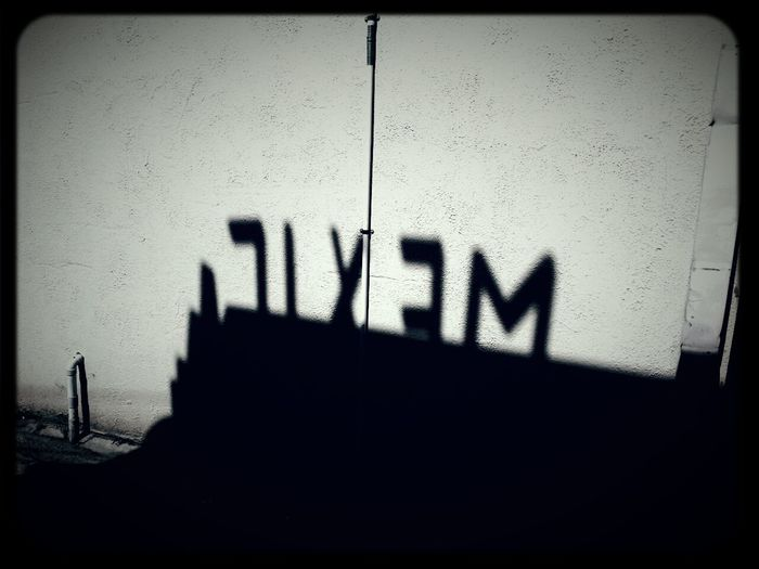 Shadow Mexican Restaurant Monochrome at lorne beach